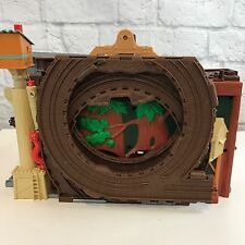 Thomas the Train & Friends Take Along Play-Fold and Go! Tree Mine Brown Tracks
