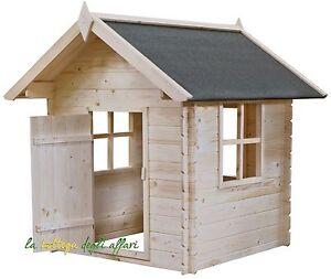Casetta in legno da giardino modello bimbi gioco per for Casetta giardino bimbi usata