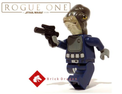 Admiral Raddus from set 75172 *NEW* Lego Star Wars Rogue One
