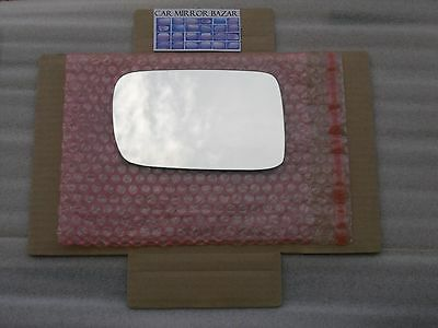 595R BMW 7 Series 3 Series Coupe Convertible Mirror Glass Passenger Side Right