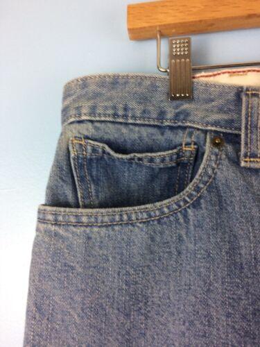35 Taille Excellent condition Pantalon Exp pour homme Jeans droite coupe P1xwaaCqnX