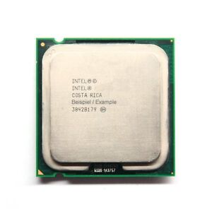 Intel Pentium 4 530//530J 3GHz 1MB 800MHz LGA775 CPU SL7PU Prescott Processor