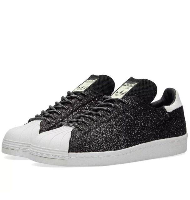 adidas superstar 80s black/white