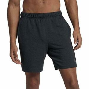7851afe3 Details about Nike Dry 904602-010 Men's Dri-Fit Training Shorts Black/Dark  Grey (XXL)