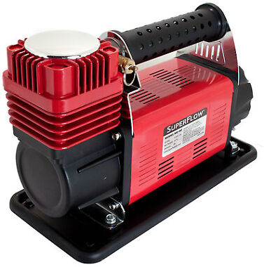 SuperFlow 12V Mega Air Compressor