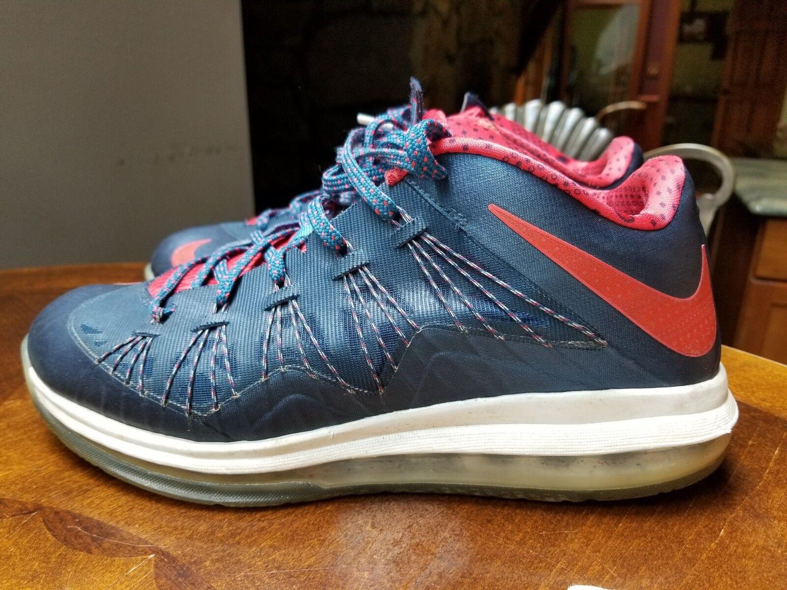 Nike lebron 10 Low USA Olympics size 10