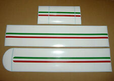 Ferrari 360 Modena Challenge Stradale stripes decals stickers graphics lines cs