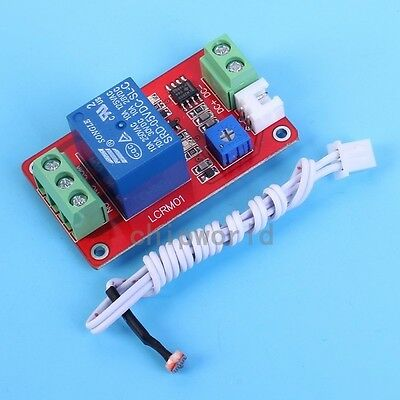 DC 5V Light Control Switch Module Photoresistor Relay Control Sensor -20~60 ℃