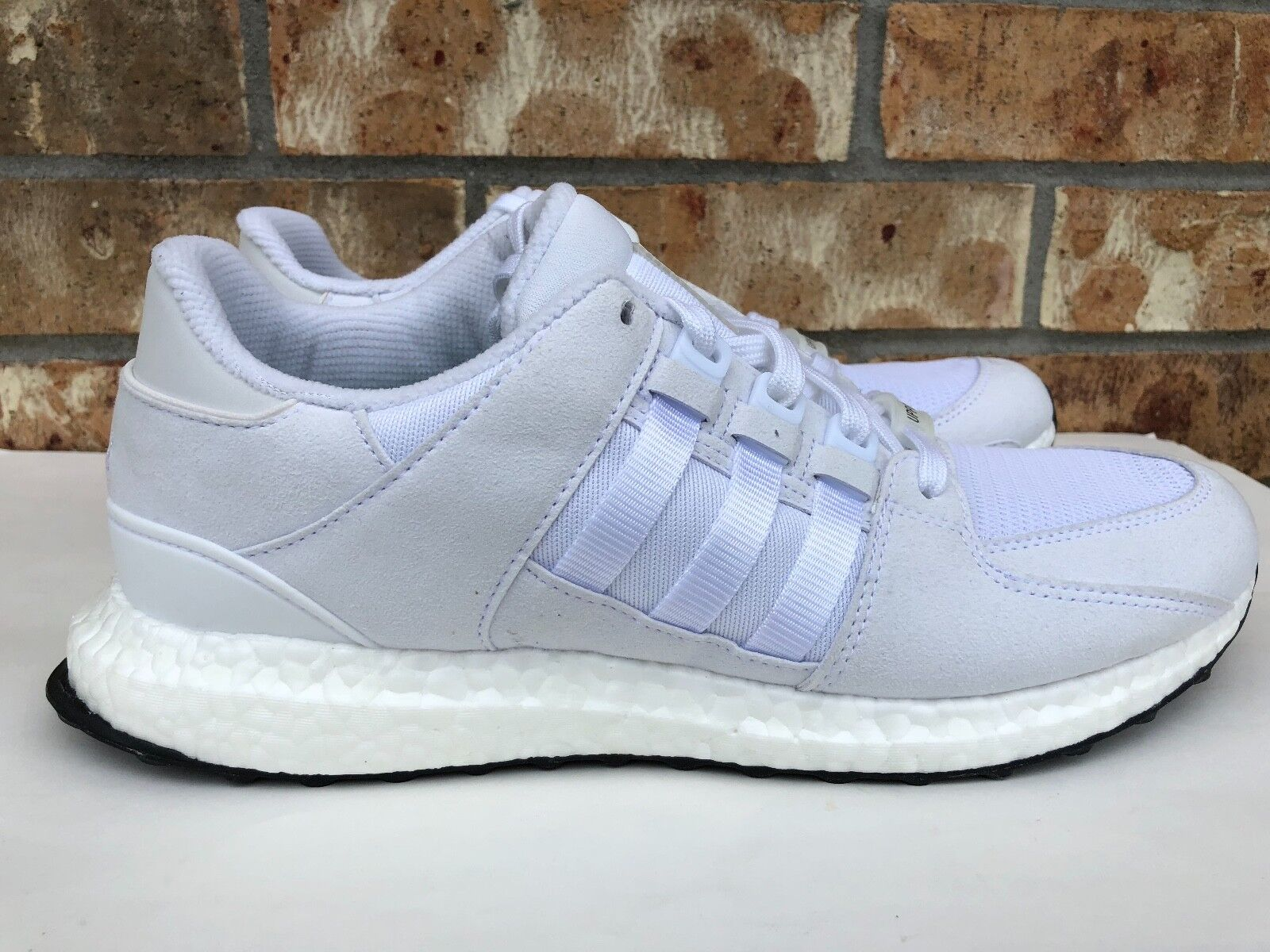 Men's Adidas Equipment Support EQT 93 16 Boost White Running shoes SZ 11 S79921