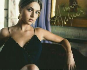 Anne Winters Signed 8x10 Authentic Autograph Sexy Grand Hotel Tyrant Ebay
