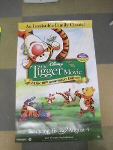 Madagascar Tigger Movie G Force My Friends Tigger 27x40 Movie Poster Lot Of 4 Ebay