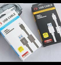 1.5M 2.1A RAPID CHARGE HEAVY DUTY CHARGER USB CABLE for iPhone 5 5S 5C 6 6+iPad
