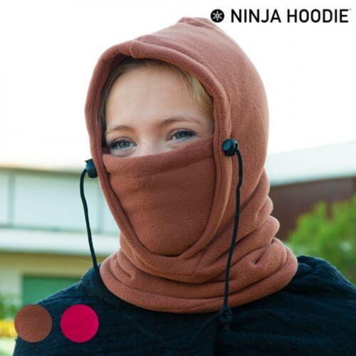 Ninja Hoodie Multifunktions-Kapuze Kapuzenpullover