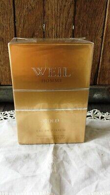 3 Eau De 100 Ml Weil 3 Parfum FlOzGold NewSealedEbay Homme wPkZuOTXi
