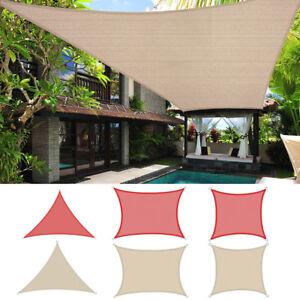 Image Is Loading Sun Sail Shade Patio Pool Garden Canopy Uv