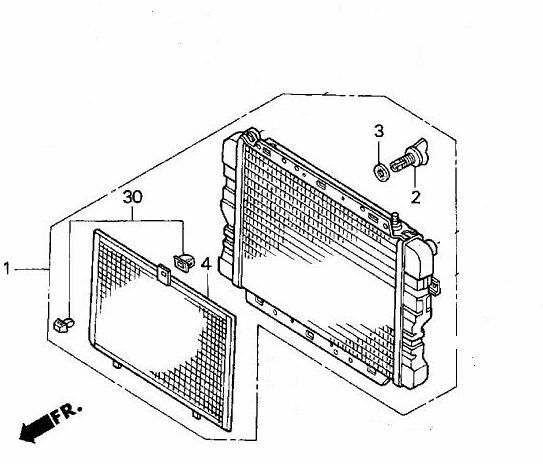 Honda 4518 Belt Diagram - Catalogue of Schemas on