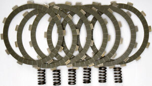 SRC Clutch Kit Aramid Fiber Friction Plates /& Springs no steels EBC SRC11