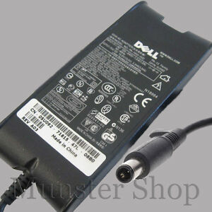 19-5V-4-62A-GENUINE-ORIGINAL-OEM-DELL-90W-AC-ADAPTER-CHARGER-DF266-PP33L-PA-10