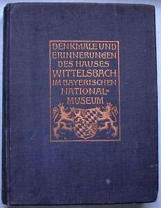 Denkmale-u-Erinnerungen-Hauses-Wittelsbach-bayr-Museum-Waffen-Kostueme-Einricht