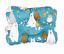100-Cotton-Baby-Pillow-Newborn-Anti-Flat-Head-Sleep-Bedding-Support-Cushion miniature 28