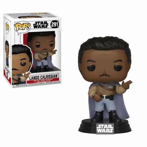 Funko Pop le retour du Jedi-GENERAL LANDO 291 37592 Vinyl Figure Star Wars