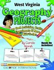 West Virginia Geography Projects - 30 Cool Activities, Crafts, Experiments & Mor by Carole Marsh (Paperback / softback, 2003)