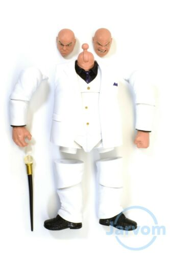 "Marvel Legends 6/"" inch Build a Figure BAF Kingpin Pieces Individual Parts"