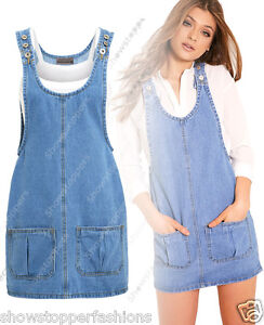 Jupe Pour 12 16 10 14 Femmes Jeans 8 Sizes Ebay Salopette Robe Neuf 6 dvSX7wvqx
