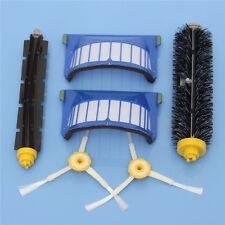 6pcs Kit Filtros Cepillos Central Para Irobot Roomba Serie 600 620 630 650 660