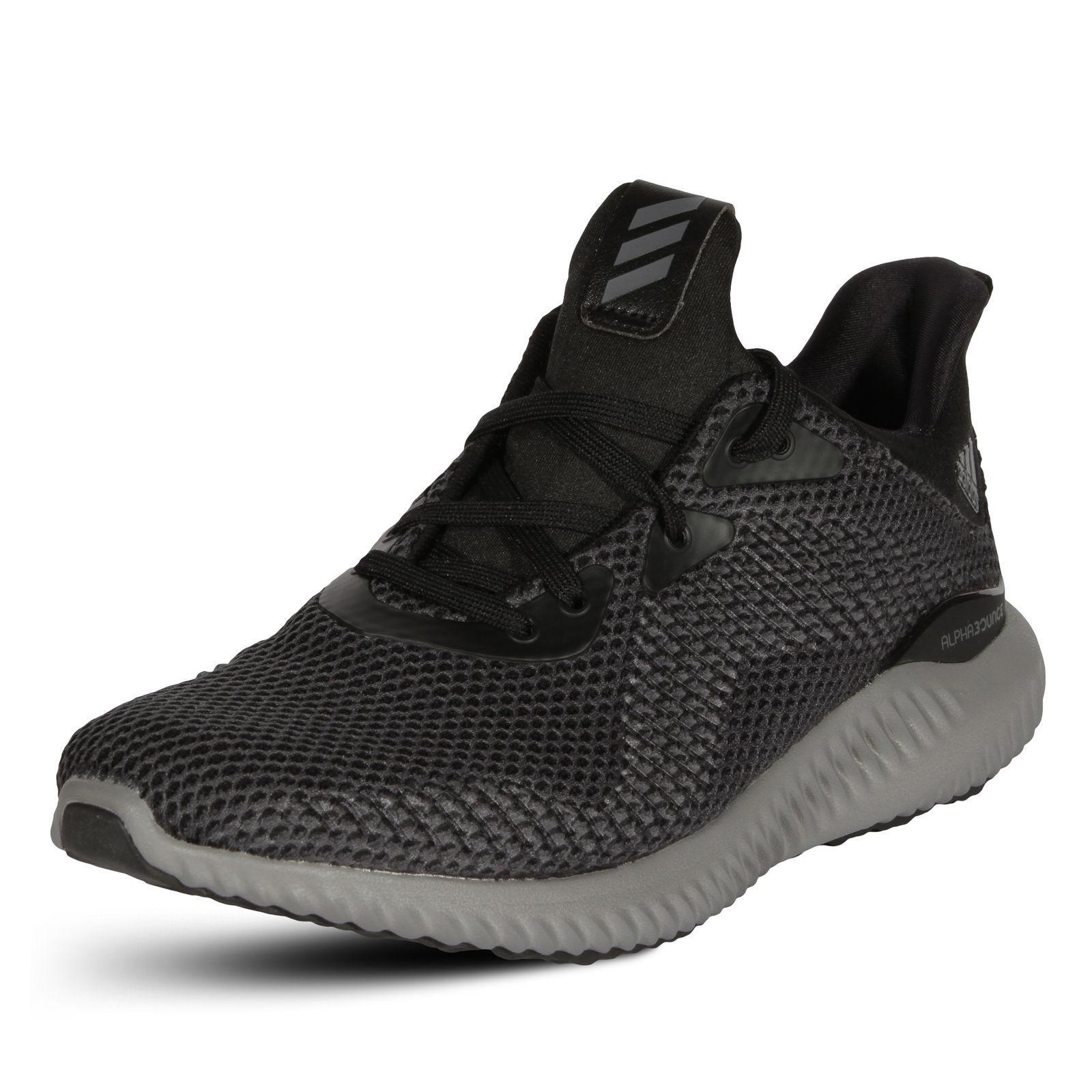 Neu Adidas DAMEN Alphabounce 1 W Cg5400 Kern black grey Laufschuhe Sneaker