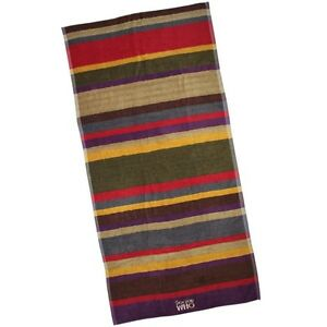 4th Doctor 150cm x 75cm Beach Towel DOCTOR WHO The Robe Factory #NEW
