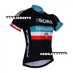 NEW 2018 BORA HANSGROHE MAJKA POLAND JERSEY HOBBY CYCLING TOUR DE ... 89b701657