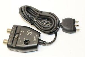 GE-1CVA147C-RF-Adapter-TV-VCR-Modulator-Video-Converter