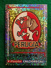 CALCIATORI 1998-99 98-1999 n 231 PERUGIA SCUDETTO , Figurina Panini NEW