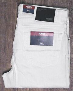 PIONEER-weisse-Stretch-Jeans-weiss-W-31-32-33-34-36-38-40-42-44-Md-1144-9807-10