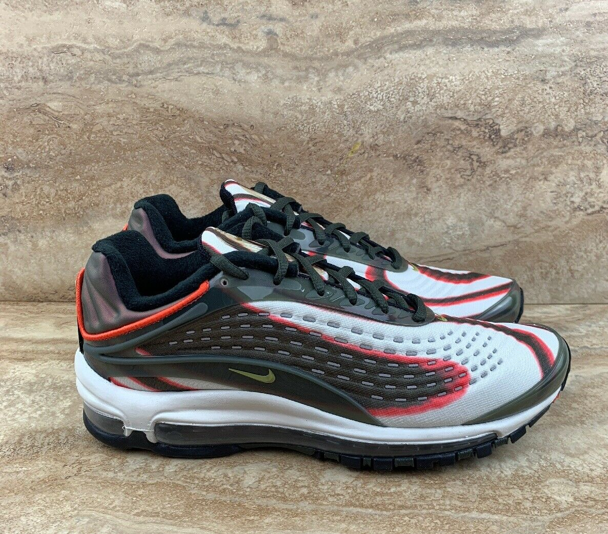 Nike Air Max Deluxe Men's Running shoes Sequoia Green