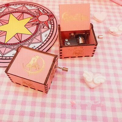 Moonlight Memory Star Locket Starlit Sky Handmade Music Box Metal Gift