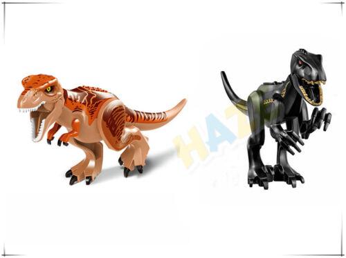 Fallen Kingdom INDORAPTOR Building Blocks Dinosaurs Model Toy