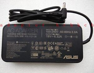 Original 120W Power AC Adapter for Asus Pro Asus Rog Series Laptop PA-1121-28