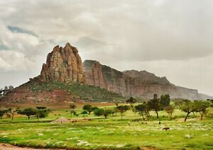A1-Tigray-Province-Poster-Art-Print-60-x-90cm-180gsm-Ethiopia-Africa-Gift-15669