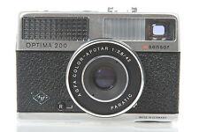 Agfa Optima 200 sensor mit Color Apotar 2,8/42mm #CG6084AY