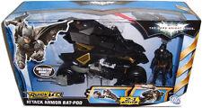 Batman The Dark Knight Rises Attack Armor Bat-Pod Vehicle MIB With Batman Figure