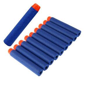 50 PCS BLUE 72cm Refill Bullets darts for Nerf NStrike Elite Gun CHEAP - <span itemprop=availableAtOrFrom>Abingdon, United Kingdom</span> - Returns accepted - Abingdon, United Kingdom
