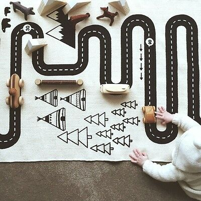 OYOY Adventure Rug Play Mat