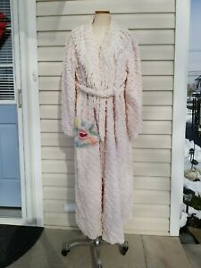 Vintage Women's Chenille Robe