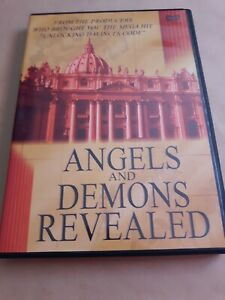 Angels And Demons Revealed DVD Very Good Condition