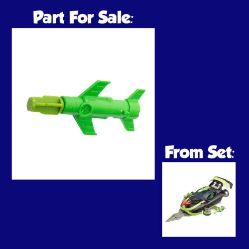Ben 10 pièces détachées-missiles//lanceurs//Balles//fusées pour voitures//figures