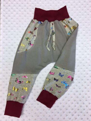 Gr.74//80 oder Gr.80//86 Pumphose Babyhose  Kinderhose Handarbeit NEU