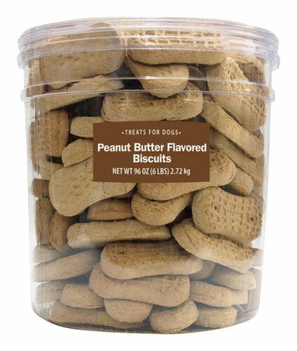 Sunshine Mills  Peanut Butter  Biscuit  For Dog 6 lb 1 pk