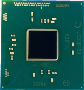 New Original Intel SR29H N3050 CPU BGA With Balls